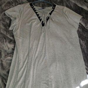 Torrid Grey Dress